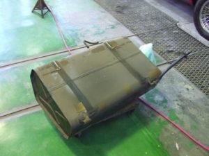 Z432Rの燃料タンク