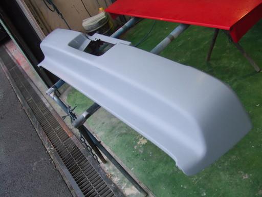NSX リアバンパー サフェーサー